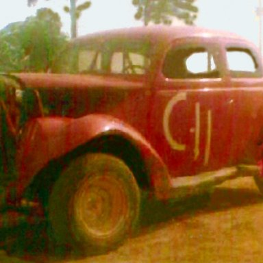 Jack Smith's 36 Ford