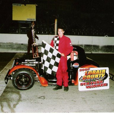 Dales Feature Win Lorain County Speedway, Ohio