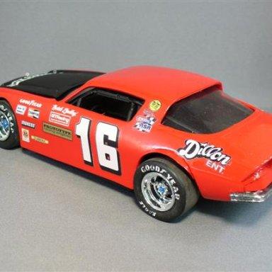 Butch Lindley #16 Camaro Model