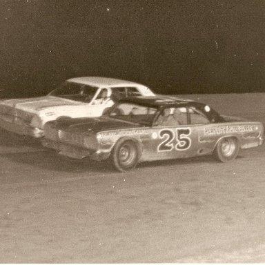 Frank Graham 25 car