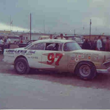 red Farmer and his  56 Ford
