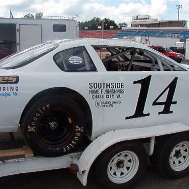 Emailing: Wayne Patterson old car