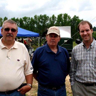 Gary Lewallen, Bill Blair, Jeff Tillman
