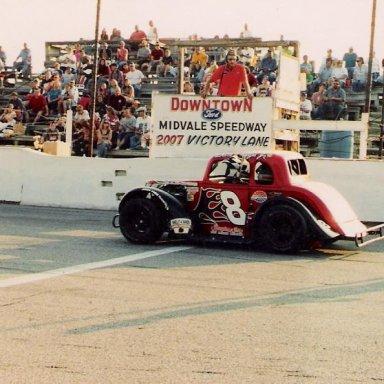 Dale Dodge Jr Midvale Speedway, Ohio