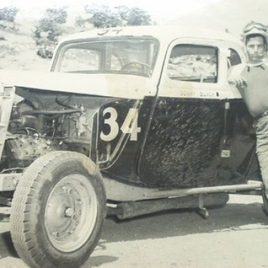 late 50's or early 60's modified