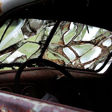 Broken Glass....