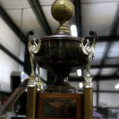"""Daytona """"Champion"""" Trophy"""
