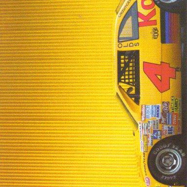 1987 #4 Rick Wilson Kodak