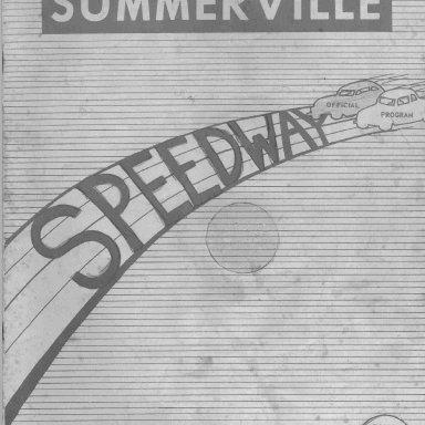 Summerville Speedway 69 p1 cover