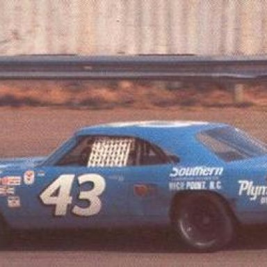 Petty '70 Roadrunner