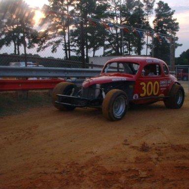 Hammerdown Speedway, Red Springs, NC 6-26-09