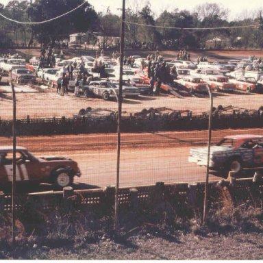 Charleston SC Speedway 1972