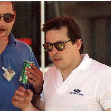 Alan Kulwicki sears point 1991
