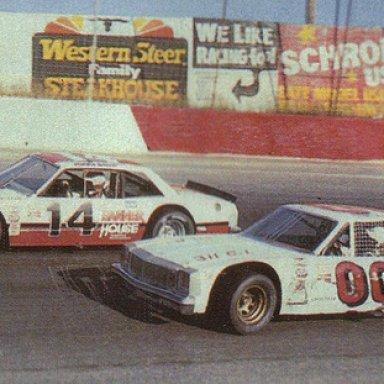 Ronnie Silvers & Sam Ard