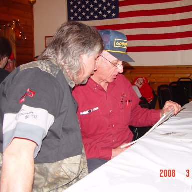 John and Dave Marcis