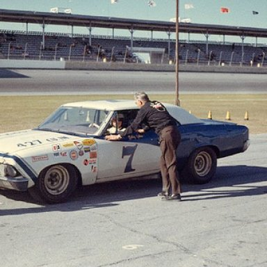 Bobby Johns @ Daytona