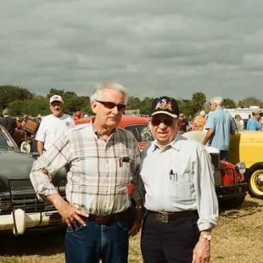 Gene Hobby & Cotton Owens