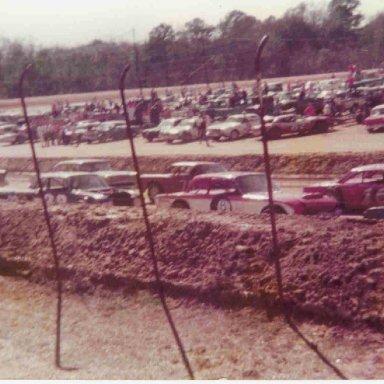 Charleston SC Speedway 1976