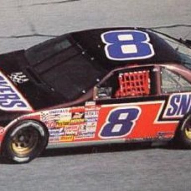 Dick Trickle #8 Snickers