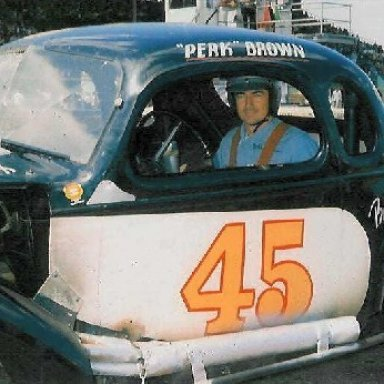 bobby allison in the #45
