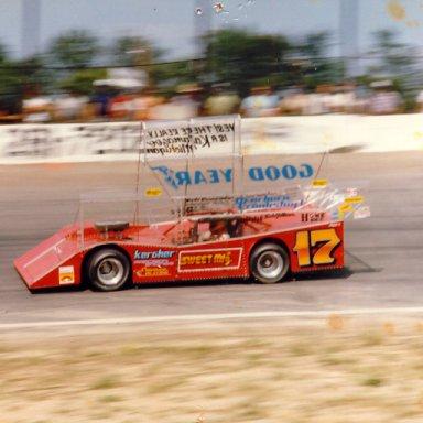 85 Randy Sweet