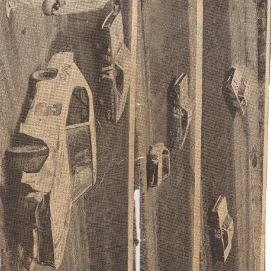 Asheville-Weaverville 1968