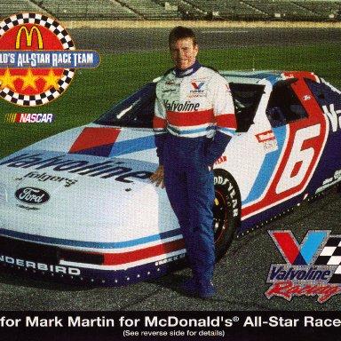 Mark Martin 1992