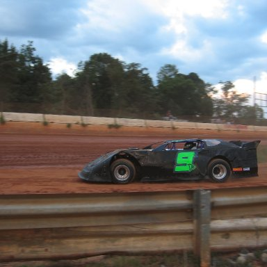 Dales First Latemodel Race 001