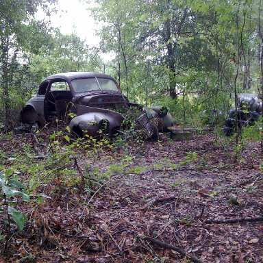 39 chevy in the rough 1