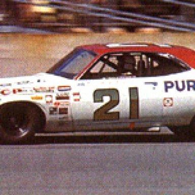 A.J. Foyt-1972 Daytona Winner