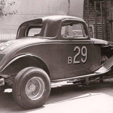 Dick May's B29 1962 Champion