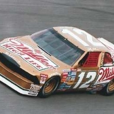 Bobby Allison on his way to victory in the 1988 Daytona 500_[1]