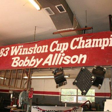 BA Championship Banner