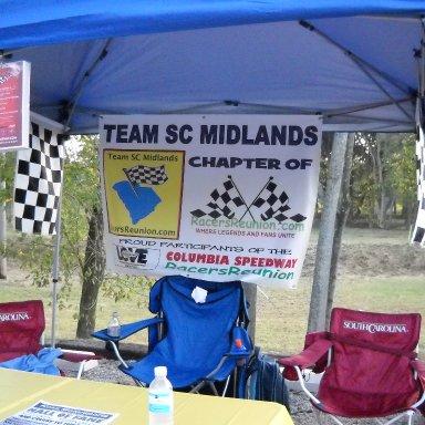 TSCM Banner/Tent