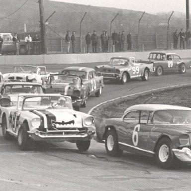 Cloverleaf Speedway Turns 3 and 4