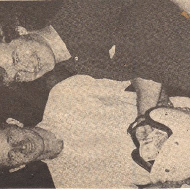 Bob Pressley and Morgan Shephard