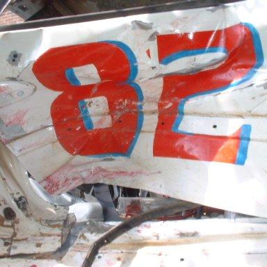 9-19 crash at Dublin Speedway, NC