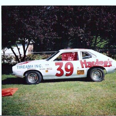Race Car 39
