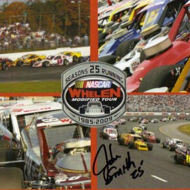 Whelen Modified Tour 1985-2009