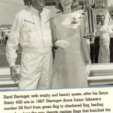 Darel Dieringer - 1967 Wilkesboro