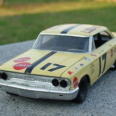 Eddie Sachs 1963 USAC