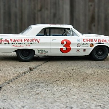 Junior Johnson 1963 NASCAR