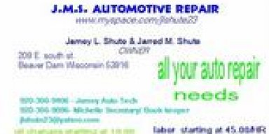 JMS AUTO REPAIR