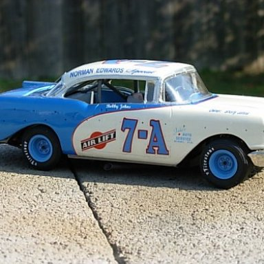 Bobby John's NASCAR Sportsman
