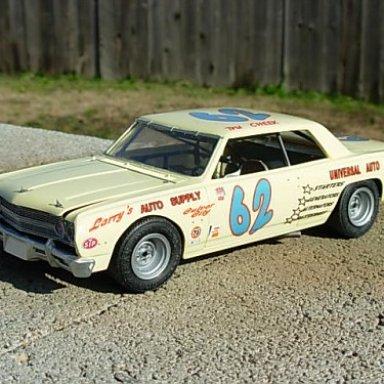 Tru Cheek NASCAR Winston West