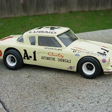 NASCAR Permatex Sportsman