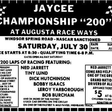 Jaycee 200 7-30-1966