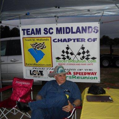 Tim Leeming, Columbia Speedway Concert No. 3