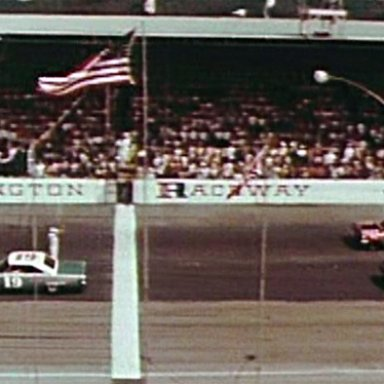 Herman at Darlington, 1963
