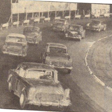 New Asheville Speedway 1964
